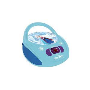 Lexibook RCD108FZ - Radio lecteur CD La reine des Neiges