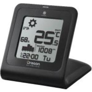 Oregon scientific Snap (SL103) - Station météo sans fil pour température intérieure et extérieure avec écran tactile