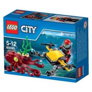 Lego 60090 - City : L'explorateur sous-marin