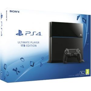Sony Playstation 4 1To Ultimate Player Edition