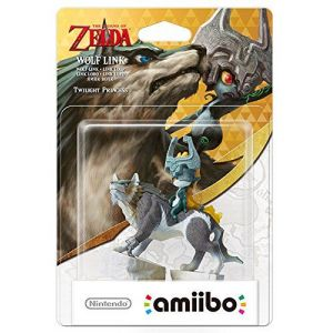 Nintendo Amiibo The Legend of Zelda : Wolf-Link