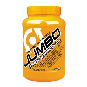 Scitec nutrition Jumbo Professional 1620 g Raspberry
