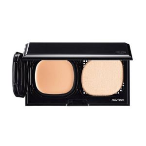 Shiseido Hydro-Liquid Compact Essentiel (recharge) B40 Naturel Beige Carnation - Teint lumineux et naturel SPF 10