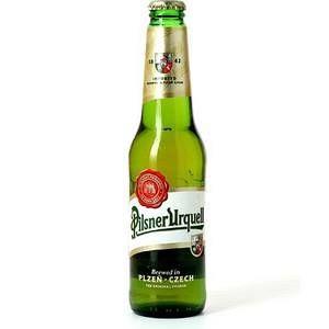 Pilsner Urquell Bière Blonde tchèque - 4,4%