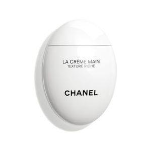 Chanel La Crème Main Riche Nourrit - Protège - Éclaircit 50 ml