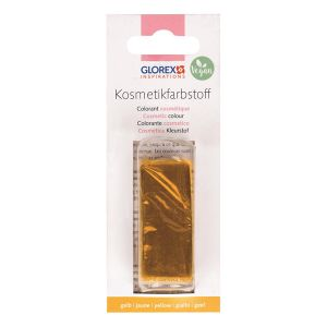 Glorex Colorants naturels pour savon Hobby Time, 25g, Jaune