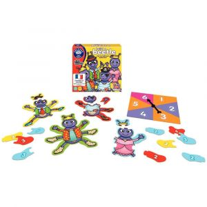 Orchard Toys Construire ta coccinelle