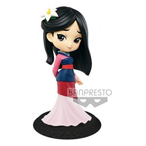 Banpresto Disney figurine Q Posket Mulan A Normal Color Version 14 c
