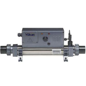 Vulcan V-8T83-D - Réchauffeur électrique 3 kw mono digital