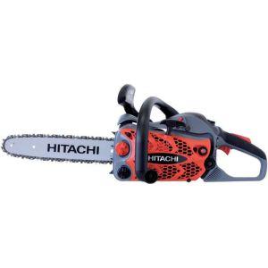 Hitachi CS 33EA/35 - Tronçonneuse élagueuse thermique 32.3cc 35cm 1.2kW