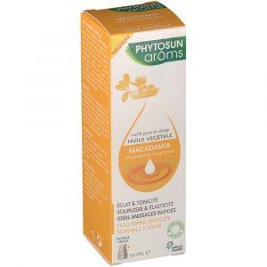 Phytosun aroms Huile végétale de Macadamia flacon de 50 ml