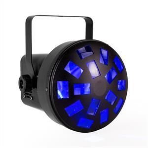 Ibiza Light Jeux de Lumiere Effet Mushroom Mini a Led RVBAB