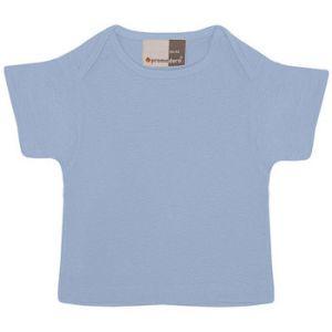 Promodoro T-shirt bébé en coton Enfants, 56/62, bleu clair