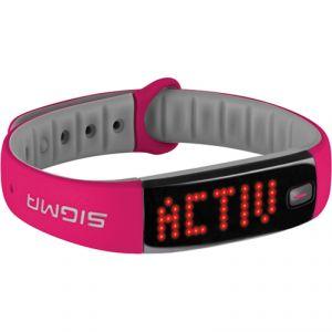 Sigma Sport Activo - Bracelet connectée tracker