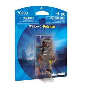 Playmobil 70238 - Policier d'élite Playmo-Friends