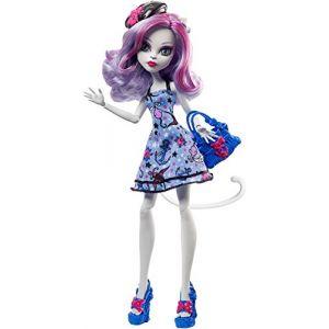 Mattel Monster High hantée Bateau bateau amis Catrine