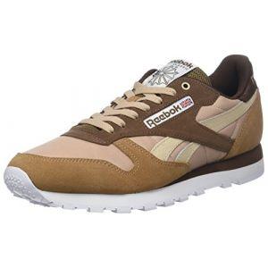 Reebok Cl Leather Mccs chaussures marron 46 EU