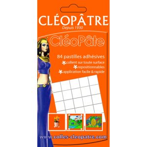 Cleopatre Colle repositionnable