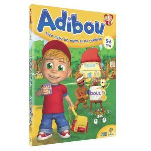 Adibou : Joue avec les mots et les nombre - 2009/2010 [Mac OS, Windows]