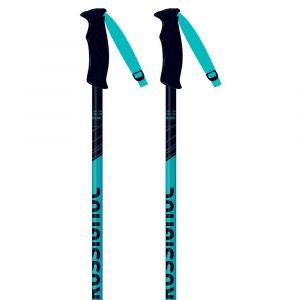 Rossignol Bâtons de ski Electra Light - Black - Taille 115 cm