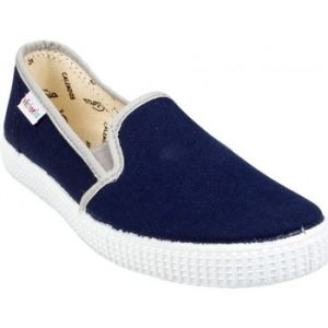 Victoria Slip on, Baskets Mode Mixte Adulte - Bleu