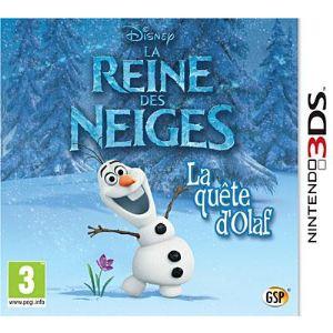 Frozen : La Reine des Neiges - La Quête d'Olaf [3DS]
