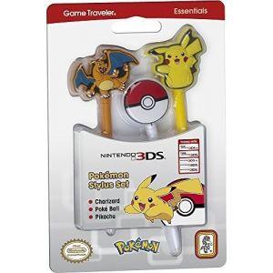 Bigben Pokémon - Coffret de 3 stylets
