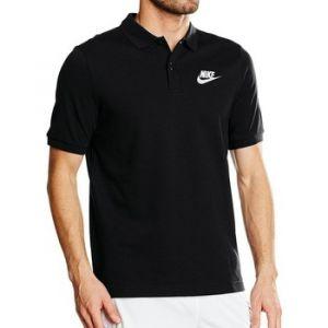 Nike Polo NSW Pq Matchup Polo Nera Noir - Taille 36,EU XXL,EU S,EU M,EU L,EU XL