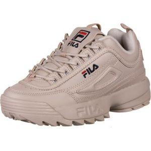 FILA Disruptor Low WMN 1010302-71p, Sneakers Basses Femme, Rose