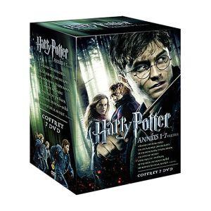 Coffret Harry Potter - Années 1 à 7 (Partie 1)