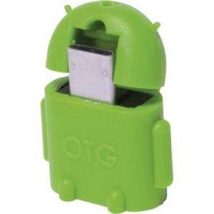 Logilink AA0067 - Adaptateur USB 2.0 micro B mâle / A femelle