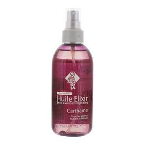 Le Petit Marseillais Huile Elixir - Soin avant-shampooing Carthame