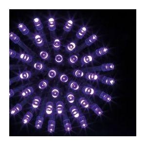 Guirlande lumineuse Technobright 10 m Violet 100 LED CV