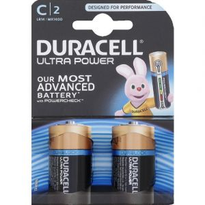 Duracell Piles LR14/C Ultra Power