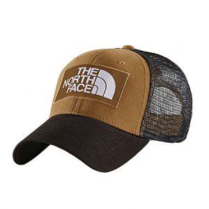 The North Face Mudder Trucker casquette noir beige