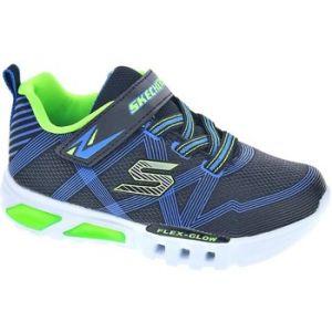 Skechers Chaussures enfant Flex Glow vert - Taille 24,25,30,31