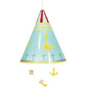 L'oiseau bateau Suspension Nuitéjours Le Pirate