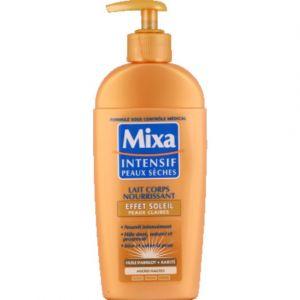 Mixa Lait corps nourrissant effet soleil peaux claires