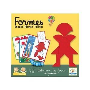 Djeco Eduludo Formes