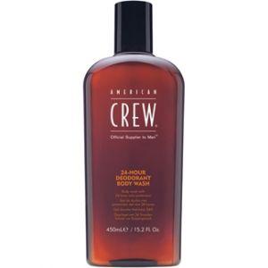American Crew Gel douche fraîcheur 24 heures pour homme