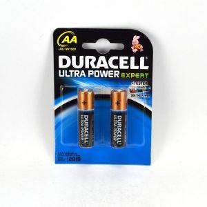 Duracell 2 piles AA LR06 Ultra Power Expert