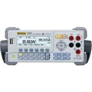Rigol DM3058E CAT II 300 V Multimètre de table numérique