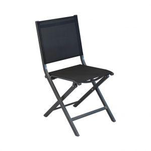 Chaise de jardin Max couleur grise