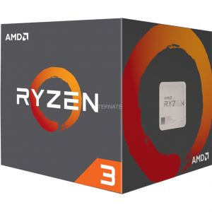 AMD Ryzen 3 1200 3.1 GHz - Socket AM4