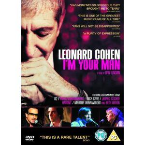 Léonard Cohen : I'm your man
