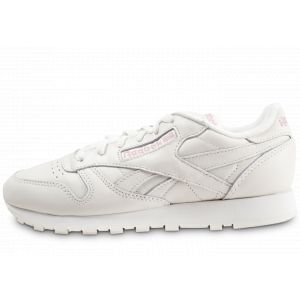 Reebok Classic Leather Blanche Femme Blanc 36