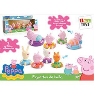 IMC Toys Figurines pour le bain : Peppa Pig