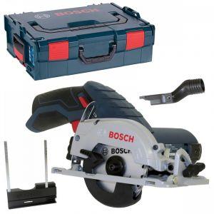 Bosch Professional GKS 10,8 V-LI en L-BOXX scie circulaire sans fil - Sans batterie ni chargeur