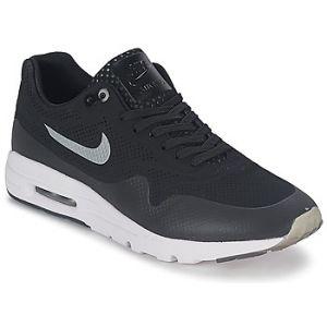 Nike Sportswear AIR MAX 1 ULTRA MOIRE Baskets basses black/metallic silver/white