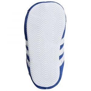 Adidas Chaussures enfant GAZELLE CRIB bleu - Taille 17,18,19,20,21